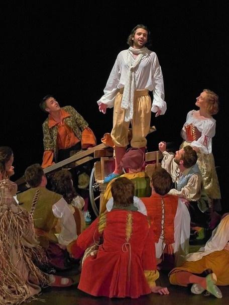 Daphnis - Théâtre de Caen